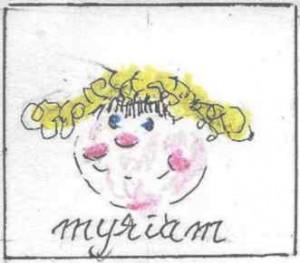 dessin myriam